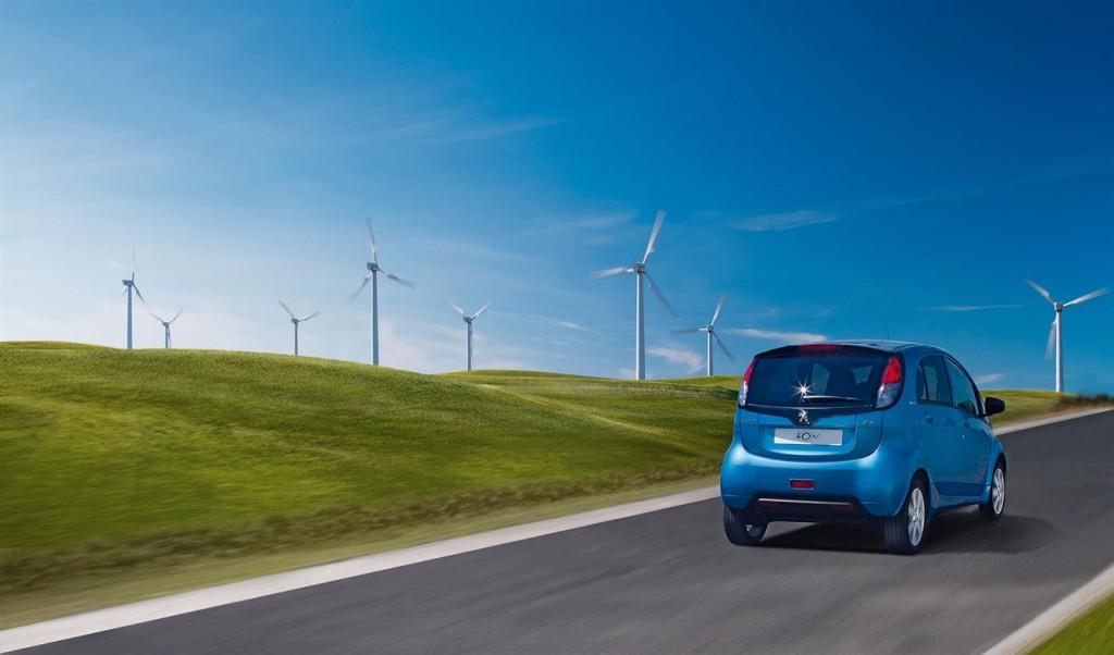 Peugeot iOn - der Klassiker unter den Elektroautos