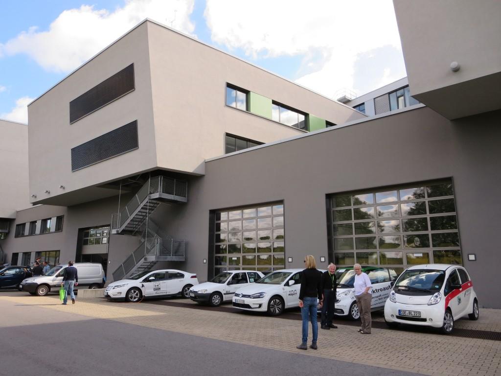 Einer der Anlaufpunkte am Sonntag war die Westfälische Hochschule in Gelsenkirchen.