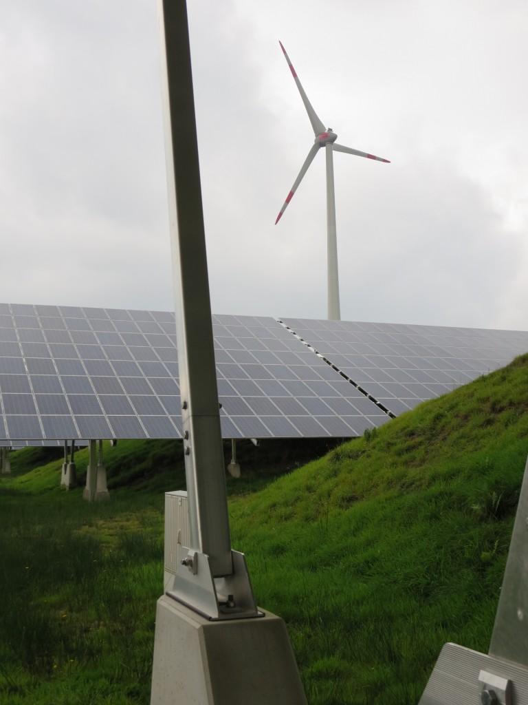 Sonne und Wind schicken keine Rechnung und ermöglichen individuelle Mobilität ohne Abgase.