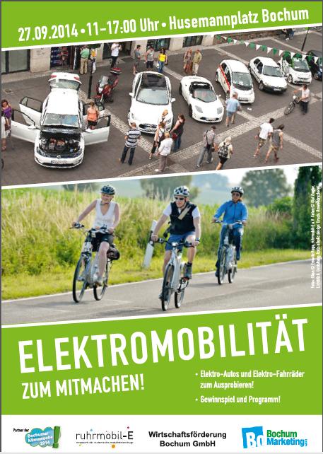Plakat ruhrmobil-E