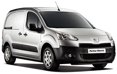 Peugeot Partner Electric - ein Lieferwagen ohne Emissionen