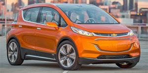 Chevrolet Bolt - ein Hoffnungsträger auch für Opel?