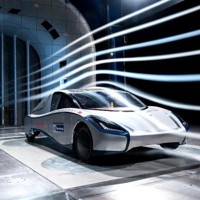 SolarCar aus Bochum
