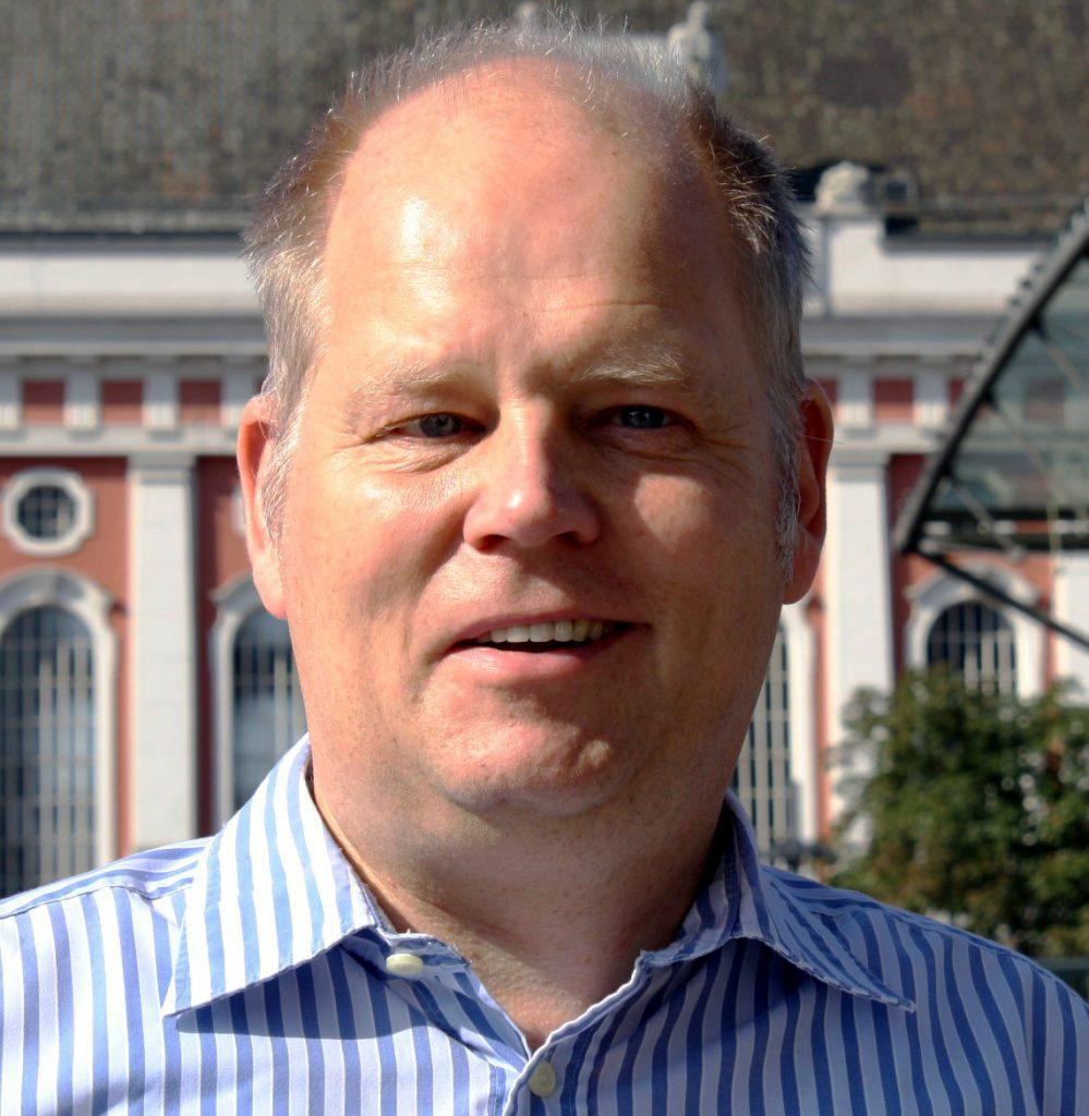 Interviewpartner Carsten Gniot, Abteilungsleiter Verkehrsplanung im Stadtplanungsamt. Foto: Thorsten Hübner, Stadt Hamm