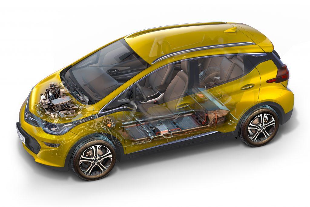 Der Preis des Opel Ampera-e ist noch etwas undurchsichtig.